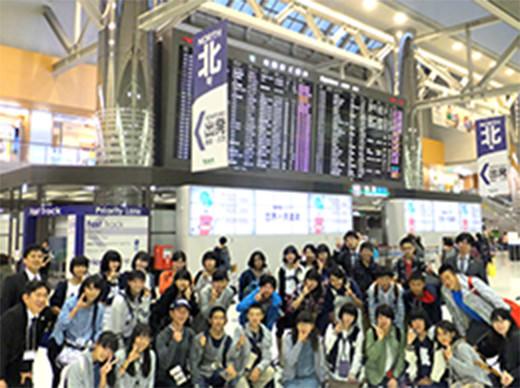 中学生海外体験フォートワース
