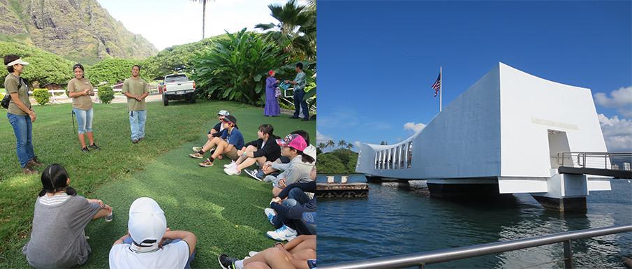 第4回 中学生海外体験ホノルル訪問 参加生募集