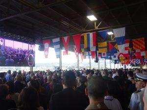 ⑥真珠湾式典
